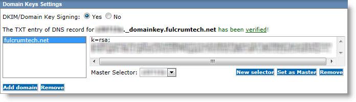 DomainKeys