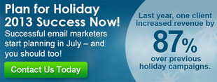 Plan Now for Holiday Success