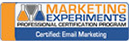 Certified in Email Marketing