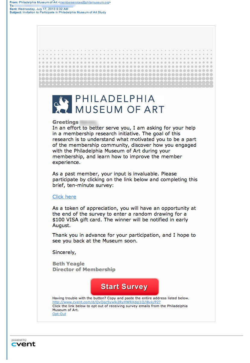 Philadelphia Museum Of Art Email Review Is It A Work Of Art