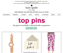 Get the Click - Kate Spade