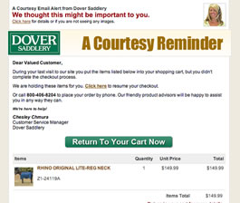 Get the Click - Dover Saddlery