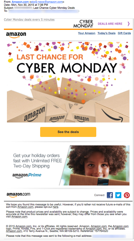 Get the Click - Amazon_Email_Review