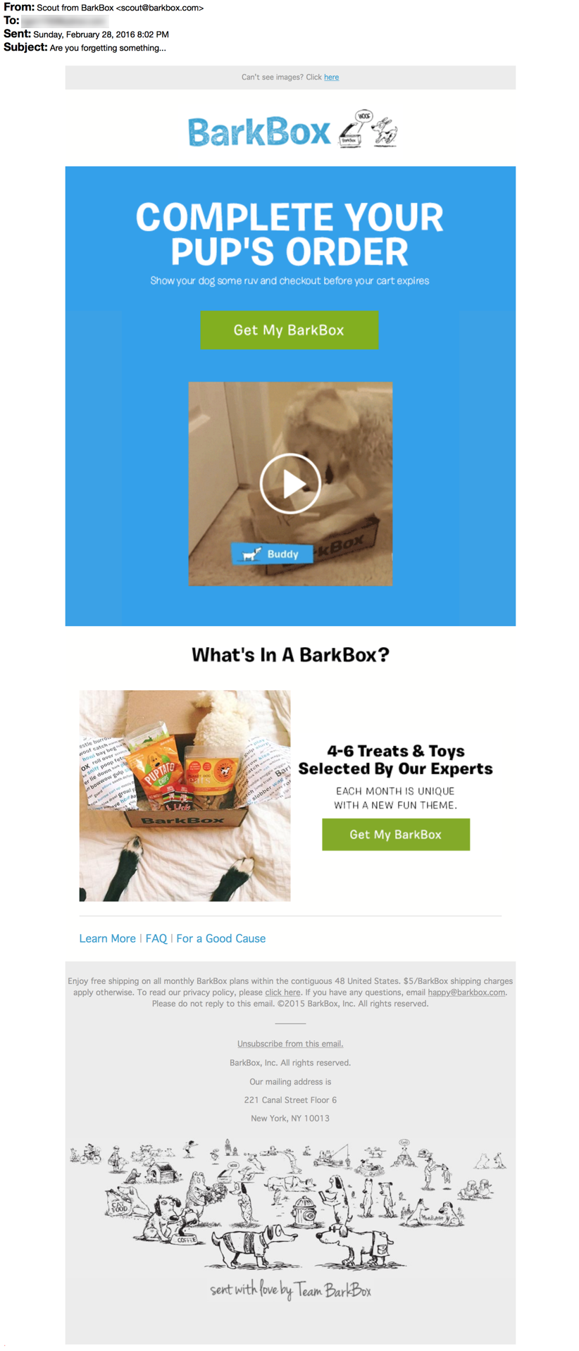 Get the Click - BarkBox_Email_1_Review